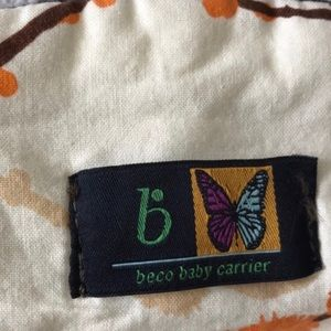 Accessories - Beco Baby Carrier soft structured